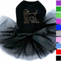 Afghan Hound Tutu Dress | Clothes for Frenchies