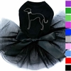 Greyhound Tutu Dress | Clothes for Greyhound