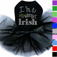 St. Patrick's Day Dog Tutu Dress