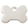 Stainless Steel Bone Dog ID Tags