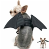 Bat Wings Halloween Dog Costume