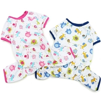 Dog Onesie Pajamas | Zoo Animals