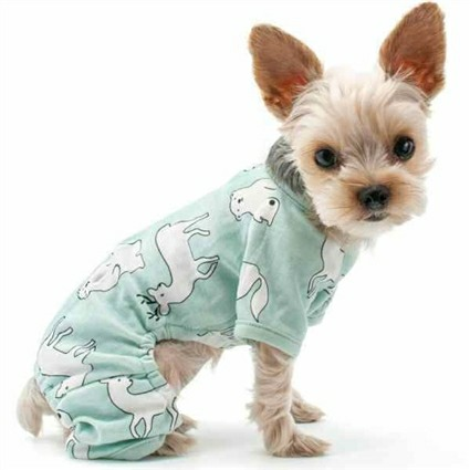 Arctic Friends Dog Pajamas | Pajamas for small dogs