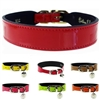 Italian Leather Designer Dog Collars | Tapered