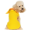 Yellow Duck Dog Sweater | Costume