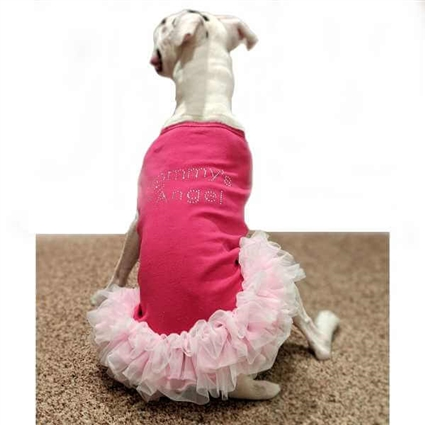 Mommy's Angel Designer Dog Dress
