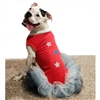 Independence Day Dog Tutu Dress