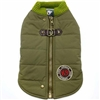 Army Runner Dog Coat