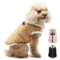 Furry Runner Dog Coat
