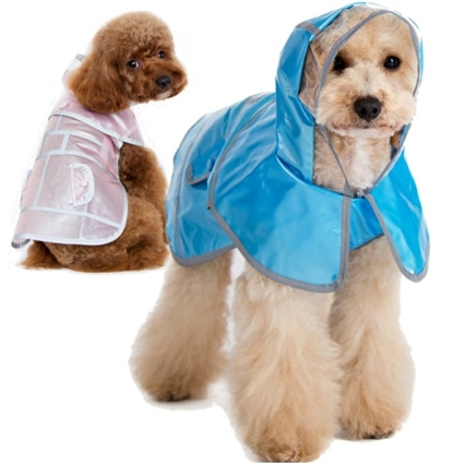 Jelly Dog Raincoat Rain Coat