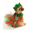 Merry Christmas Dog Tutu
