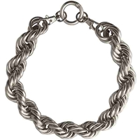 Stainless Steel Chain Dog Collar