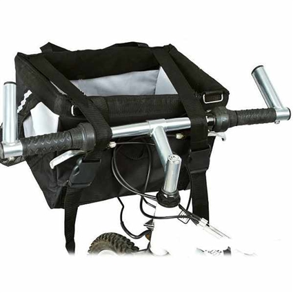 Pet Bicycle Basket Carrier | Fur Cycle
