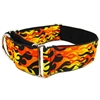 Hot Stuff Martingale Greyhound Dog Collar
