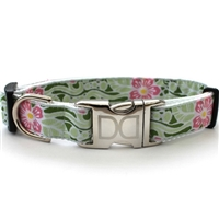Maui Designer Dog Collar and Leash