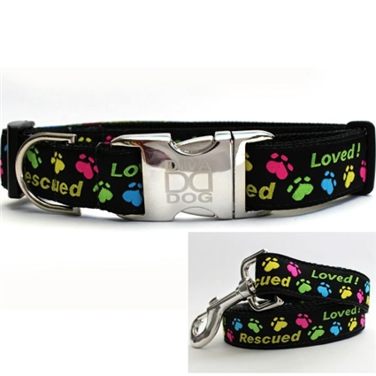 Rescued Dog and Cat Collars