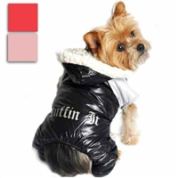Ruffin It Dog Snowsuit