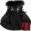 Designer Small Dog Coat with Matching Leash