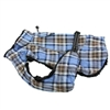 Plaid Flannel Warm Winter Dog Coats - 3XL