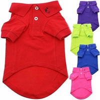 Dog Polo Shirts