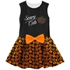 Scary Cute Halloween Dog Dress