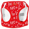 HO HO HO Christmas Dog Harness