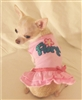 Flirt Ruffle Designer Small Dog Dress