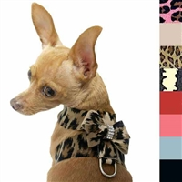Hollywood Designer Dog Harness | Ultrasuede