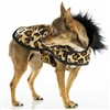 Posh Puppy Designer Dog Coat | Leopard