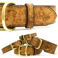 Leather Dog Collars | Waterproof