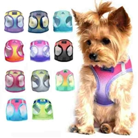 Rainbow Colors Small Dog Harness - Ultra Choke Free