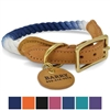 Personalized Leather Dog Collars | Personalized Dog Collar