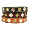 Leather Dog Collars | Heirloom Studded