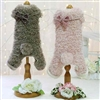 Fuzzy Wuzzy Designer Small Dog Coats