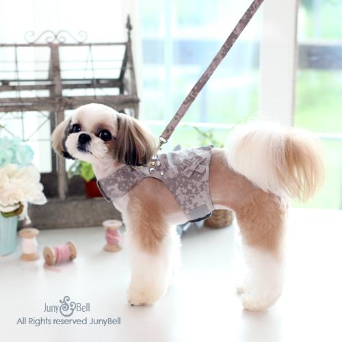 the lavish lad dog harness vest