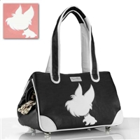 Yorkie  Luxury Dog Purse | Airline Approved