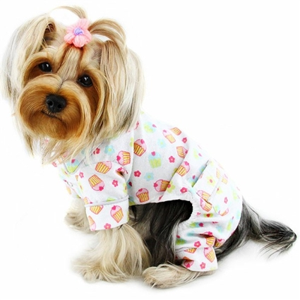 Flannel Dog Pajamas | My Little Cupcake