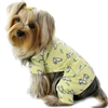 Flannel Dog Pajamas | Bunny Rabbits