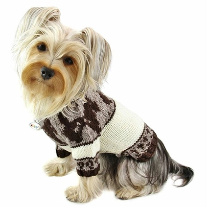 Icelandic Doggie Sweater