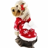 Angel Wing Fleece Pet Hoodie