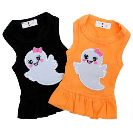 Ms. Boo Halloween Dog Dress