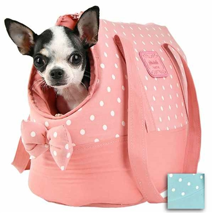 Paloma Luxury Dog Carrier