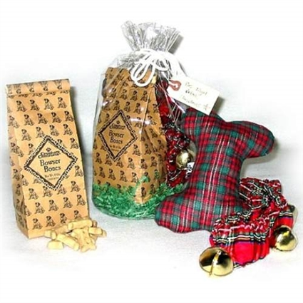 Dog gifts | Night Before Christmas Gift Set