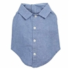 Casual Chambray Dog Shirt