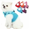 Frilly Small Dog Harness | Step-in | Vivien by Puppia