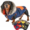 Winter Dog Coat with Built-in Harness | Orson