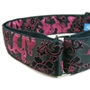 Exotic Dragons Martingale Greyhound Dog Collar