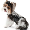 Crystal Butterfly Couture Small Dog Harness Vest