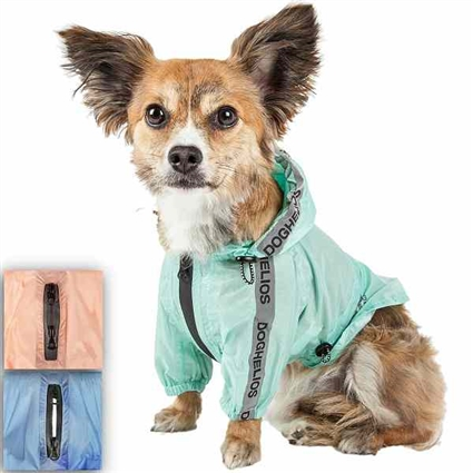 Torrential Shield Dog Raincoat