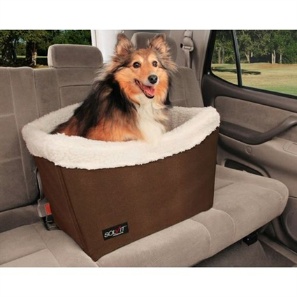Jumbo Dog Car Seat Booster | SOLV62349